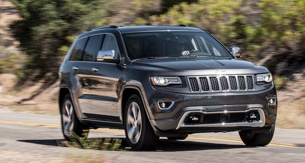 Jeep sprzedał milion aut w 2014 roku